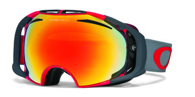 red oakley goggles  custom oakley Archives